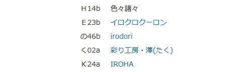 コミティア123のサークルリストが更新 たつき監督及びirodoriは「の46b」