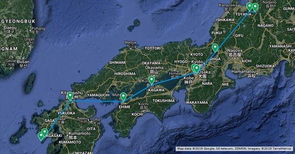【ケムリクサ】8話までの「旅の記録」