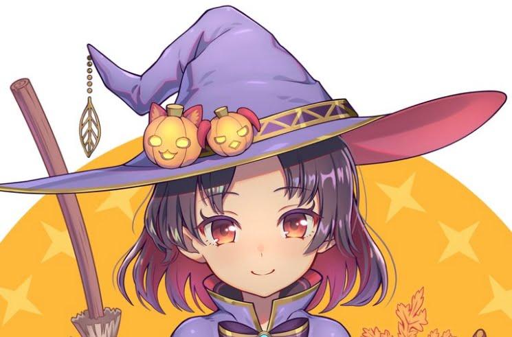 【ケムリクサ】ハロウィンファンアート2020 その2